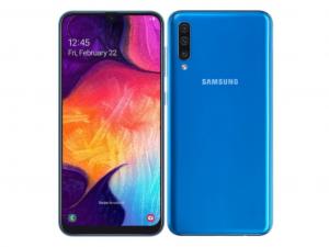 Samsung Galaxy A50 128GB 4GB DualSim Kék Okostelefon