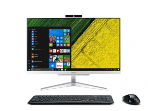 Acer Aspire C24-865 - Windows® 10 Home - Full HD kijelzős all-in-one PC