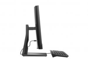 DELL INSPIRON AIO 3480 - 23.8 Col - Full HD - Érintőkijelző - WINDOWS 10 HOME Fekete all-in-one PC