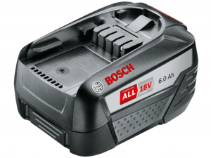 Bosch PBA 18V 6.0Ah W-C Akkumulátor