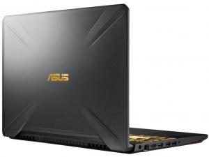 ASUS TUF FX505GE-AL394 15.6 FHD, Intel® Core™ i5 Processzor-8300H, 8GB, 256GB SSD, NVIDIA GeForce GTX 1050 Ti - 4GB, Dos, gold steel notebook