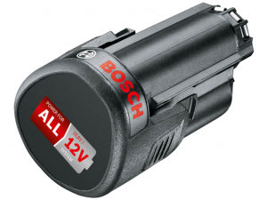 Bosch PBA 12V 2.5Ah O-B akkuegység - akkumulátor