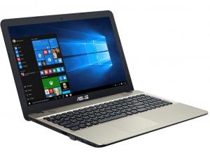 Asus VivoBook Max X541SA-XO583T 15,6 HD, Intel® Atom™ Processzor x5-E8000, 4GB, 500GB HDD, Intel® HD Graphics 3000, Win10, csokoládé fekete notebook