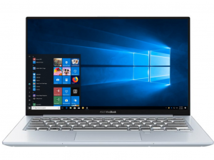 Asus VivoBook S13 S330FA-EY127T 13,3 FHD, Intel® Core™ i3-8145U, 4GB, 256GB SSD, Intel® UHD Graphics 620, Windows® 10, Ezüst notebook