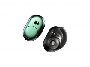 Skullcandy Push™ Truly Wireless Earbuds Zöld-fekete Fülhallgató