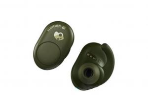 Skullcandy Push™ Truly Wireless Earbuds Olivazöld Fülhallgató