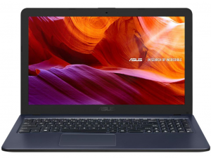 Asus VivoBook X543UA-GQ1703 15.6 HD, Intel® Core™ i3 Processzor-7020U, 4GB, 256GB SSD, Intel® HD Graphics 620, linux, sötétszürke notebook