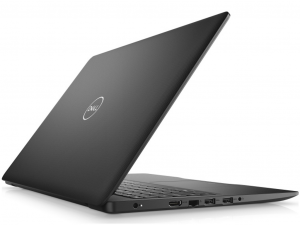 DELL INSPIRON 3584 15.6 FHD, Intel® Core™ i3 Processzor-7020U, 4GB, 128SSD, NO ODD, LINUX, Fekete Laptop