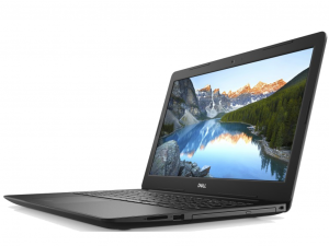 DELL INSPIRON 3584 15.6 FHD, Intel® Core™ i3 Processzor-7020U, 4GB, 128SSD, NO ODD, LINUX, fekete notebook
