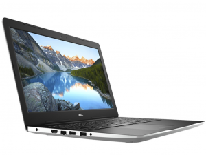 Dell Inspiron 3581 15.6 FHD, Intel® Core™ i3 Processzor-7020U, 4GB, 1TB HDD, linux, ezüst notebook