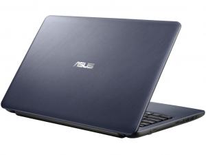 Asus VivoBook X543UA-GQ1708TC 15.6 HD, Intel® Core™ i3 Processzor-7020U, 4GB, 500GB HDD, Intel® HD Graphics 620, Win10, sötétszürke notebook