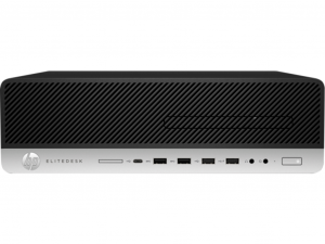 HP EliteDesk 800 G5 - Core™ i7-9700 - 16 GB RAM - 512 GB SSD - Small Form Factor - Windows 10 Pro 64-bit - Intel® UHD Graphics 630 Asztali Számítógép