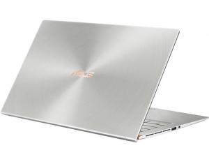 Asus ZenBook UX533FD-A9116T 15.6 FHD, Intel® Core™ i7 Processzor-8565U, 16GB, 512GB SSD, NVIDIA GeForce GTX 1050 - 2GB, Win10, ezüst notebook