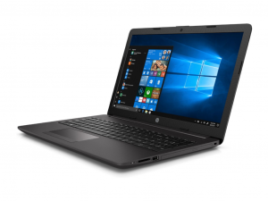 HP 250 G7 15.6 HD AG, Core™ I3-7020U, 4GB, 1TB, DOS, Fekete notebook