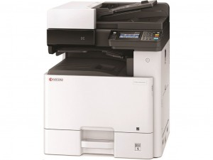 KYOCERA ECOSYS M8124cidn színes A3 3in1 MFP nyomtató