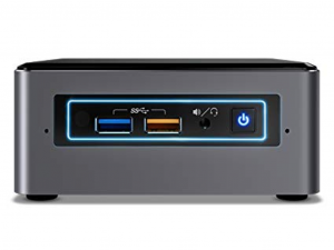 Intel® NUC 7 asztali PC - Intel® Core™ i5 Processzor-7260U, 4GB, 1TB HDD, Windows 10 Home