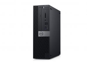 Dell Optiplex 5060SF asztali PC - Intel® Core™ i5 Processzor-8500, 8GB, 256GB SSD, Linux