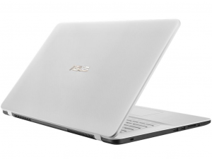 ASUS VivoBook X705MA-GC119 17.3 FHD, Intel® Celeron N4000, 4GB, 1TB HDD, linux, fehér notebook