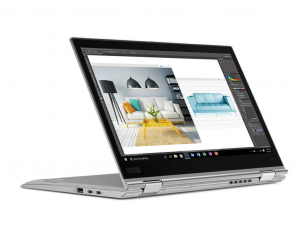 Lenovo Thinkpad X1 Yoga 3 14 WQHD Touch + Pen, Intel® Core™ i7 Processzor-8550U, 16GB, 512GB SSD, WWAN, Win10Pro, Ezüst notebook
