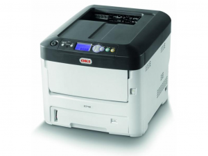 OKI C712dn színes LED nyomtató