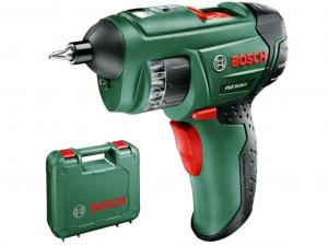 Bosch PSR Select Akkus csavarhúzó kofferben