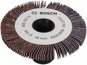 Bosch lamellás henger - 5mm, 120 szemcseméret