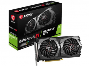 MSI Geforce GTX1650 GAMING X 4G videokártya