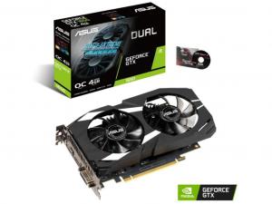 ASUS DUAL-GTX1650-O4G nVidia 4GB GDDR5 128bit PCIe videokártya