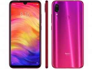 Xiaomi Redmi Note 7 64GB 4GB DualSim Piros Okostelefon