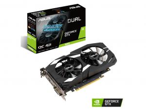 ASUS DUAL-GTX1650-4G nVidia 4GB GDDR5 128bit PCIe videokártya