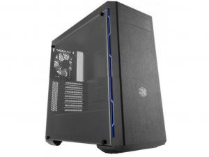 Cooler Master MasterBox MB600L fekete/piros