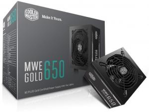 Cooler Master MWE Gold 650 650W tápegység /MPY-6501-ACAAG-EU/