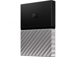 WD My Passport Ultra 2TB Black/Grey
