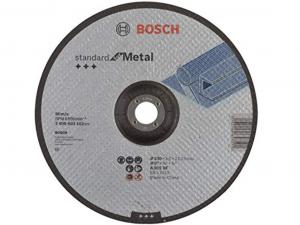 Bosch darabolótárcsa - hajlított, Standard for Metal, 230x3x22.23mm