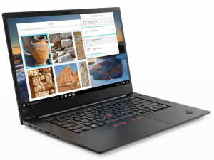Lenovo Thinkpad X1 Extreme (1st gen) 20MF000XHV 15.6 UHD Touch, Intel® Core™ i7 Processzor-8750H, 32GB, 1TB SSD, NVIDIA GeForce GTX 1050Ti - 4GB, Win10P, fekete notebook