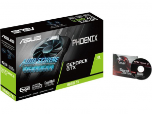 ASUS GeForce GTX 1660 Ti Phoenix 6GB videokártya