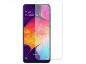 Samsung Galaxy A50 üveg képernyővédő fólia Tempered Glass 1 db/csomag