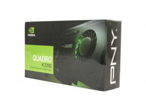 PNY Quadro K2200 4GB GDDR5 videokártya