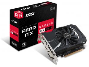 MSI Radeon RX 560 4GB GDDR5 128bit PCIe videokártya