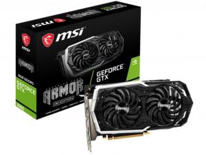 MSI ARMOR GeForce GTX 1660 ARMOR 6G OC videokártya