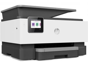 HP OfficeJet Pro 9010 e-AiO multifunkciós tintasugaras Instant Ink ready nyomtató