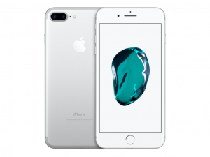 Apple iPhone 7 Plus 128GB 3GB Ezüst Okostelefon