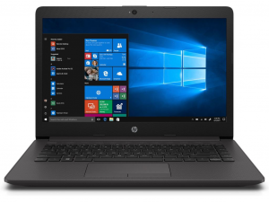 HP 255 G7 6BN11EA#AKC 15.6 HD, Ryzen 3 2200U, 8GB, 256GB SSD, Win10Home, Fekete notebook