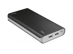 Trust Urban Primo 20000mAh fekete power bank