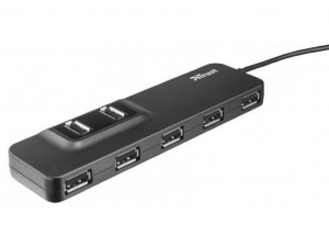 Trust Oila 7 portos USB HUB