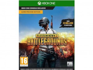 Playerunknowns Battlegrounds (XBox One) Játékprogram