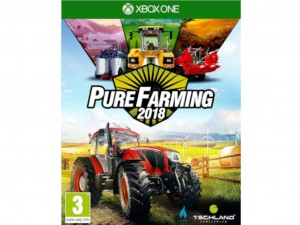 Pure Farming 2018 (Xbox One) Játékprogram