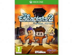 The Escapists 2 Special Edition (Xbox One) Játékprogram