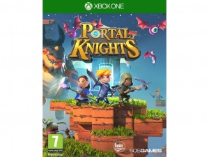 Portal Knights (Xbox One) Játékprogram