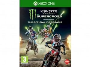 Monster Energy Supercross (Xbox One) Játékprogram